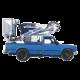 بالابر تلسکوپی - مفصلی